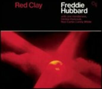 Red Clay - CD Audio di Freddie Hubbard