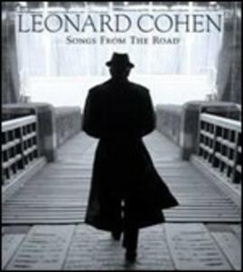 Songs from the Road - CD Audio + DVD di Leonard Cohen