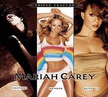 Triple Feature - CD Audio di Mariah Carey