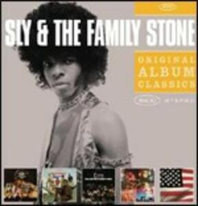 Original Album Classics - CD Audio di Sly & the Family Stone
