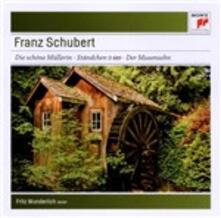 Die Schöne Müllerin - CD Audio di Franz Schubert