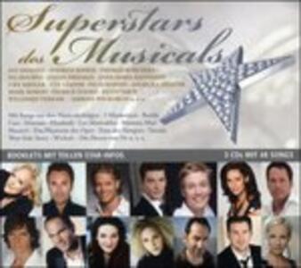 Superstars des Musicals - CD Audio
