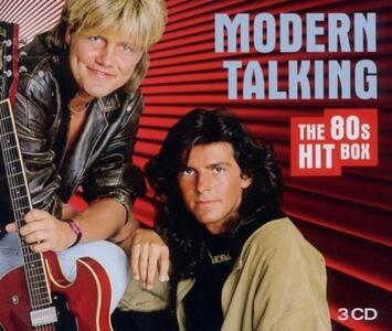 80's Hit Box - CD Audio di Modern Talking