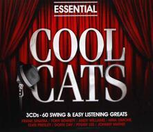 Essential Cool Cats - CD Audio