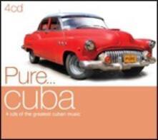 Pure... Cuba - CD Audio