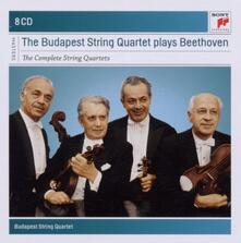 Quartetti per archi completi - CD Audio di Ludwig van Beethoven,Budapest String Quartet