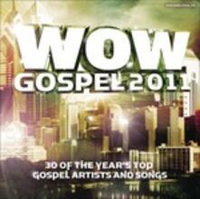 Wow Gospel 2011 - CD Audio
