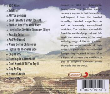500 Miles. The Best of - CD Audio di Hooters - 2