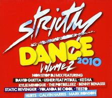 Strictly Dance 2010 vol.2 - CD Audio