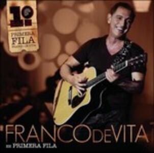 En Primera Fila - CD Audio di Franco De Vita
