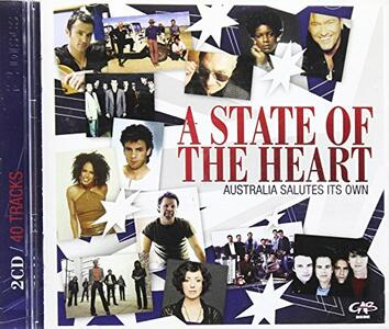 State of the Heart, A - CD Audio