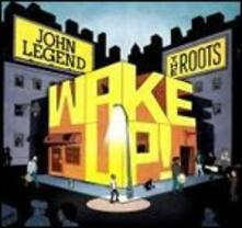 Wake Up! - CD Audio + DVD di Roots,John Legend