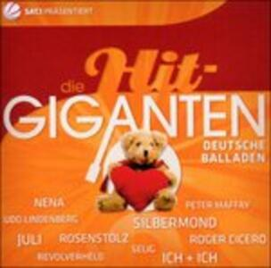 Die Hit Giganten - CD Audio