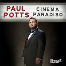 Cinema Paradiso - CD Audio di Paul Potts