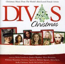 Divas Christmas - CD Audio