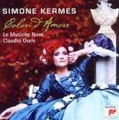 CD Colori d'amore Simone Kermes