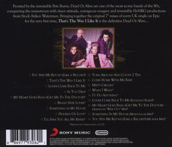 That's the Way I Like it - CD Audio di Dead or Alive - 2