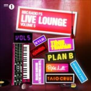 Live Lounge 5 - CD Audio