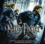 Cover CD Colonna sonora Harry Potter e i doni della morte - Parte I