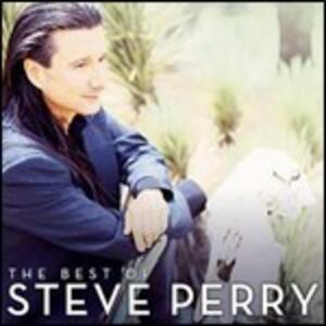 Oh Sherrie. The Best of - CD Audio di Steve Perry