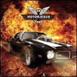 Wheels of Purgatory - CD Audio di Motorjesus