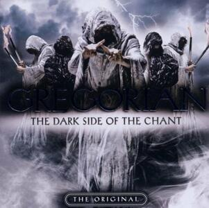 Dark Side of the Chant - CD Audio di Gregorian