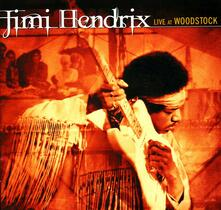 Live at Woodstock - CD Audio di Jimi Hendrix