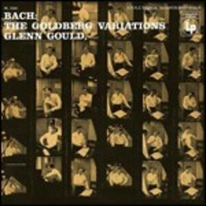 Variazioni Goldberg - CD Audio di Johann Sebastian Bach,Glenn Gould
