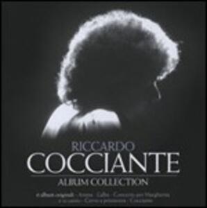 Album Collection - CD Audio di Riccardo Cocciante