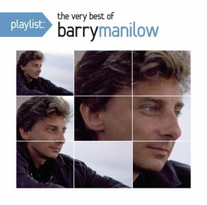Playlist. The Very Best of - CD Audio di Barry Manilow