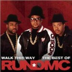 Walk This Way. The Best of - CD Audio di Run DMC