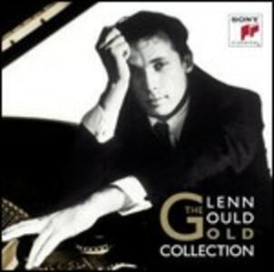 The Gold Collection - CD Audio di Glenn Gould