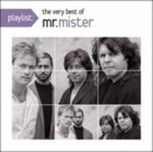 Playlist. Very Best of - CD Audio di Mr. Mister