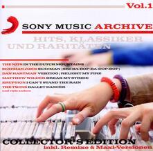 Sony Music Archive vol.1 - CD Audio