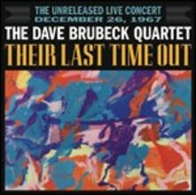 Their Last Time Out - CD Audio di Dave Brubeck