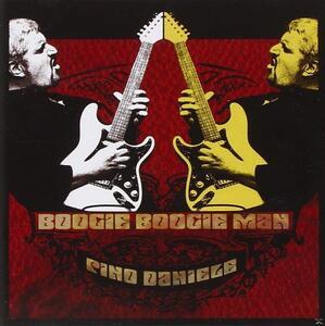 Boogie Boogie Man - CD Audio di Pino Daniele