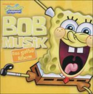 Spongebob Bobmusik -Das - CD Audio