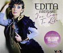 I've Come to Live - CD Audio Singolo di Edita Abdieshi