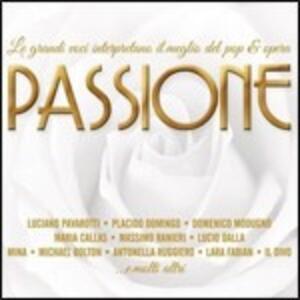Passione - CD Audio