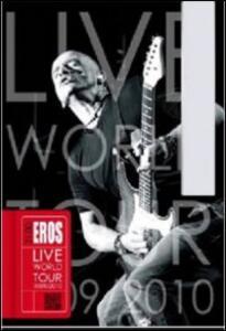 Eros Ramazzotti. 21.00 pm Eros Live World Tour 2009-2010 - DVD