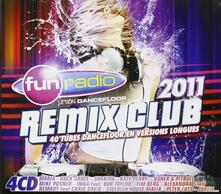 Fun Remix Club 2011 - CD Audio