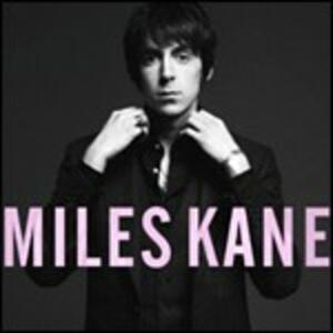 Colour of the Trap - CD Audio di Miles Kane