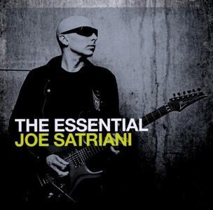 The Essential Joe Satriani - CD Audio di Joe Satriani