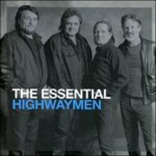 The Essential Highwaymen - CD Audio di Johnny Cash,Willie Nelson,Waylon Jennings