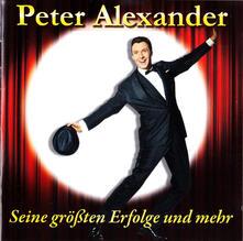 Seine Groesten Erfolge - CD Audio di Peter Alexander