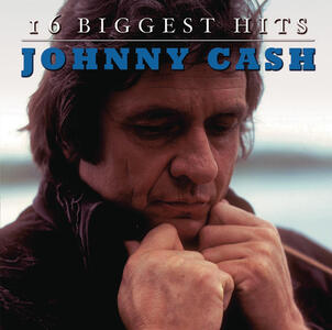 16 Biggest Hits - CD Audio di Johnny Cash