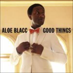 Good Things - CD Audio di Aloe Blacc