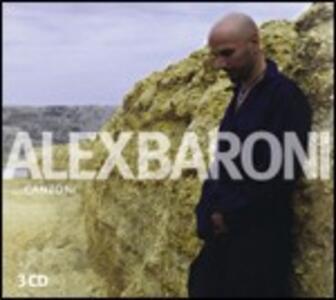Canzoni - CD Audio di Alex Baroni