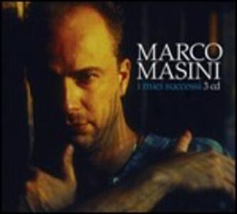 I miei successi - CD Audio di Marco Masini