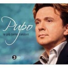 Le più belle canzoni - CD Audio di Pupo